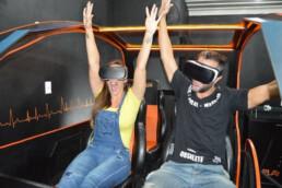 Simuladores 3D ou VR 360°