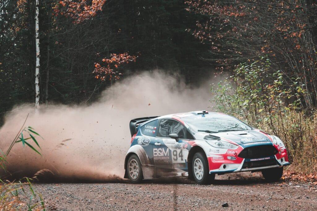 carro de rally