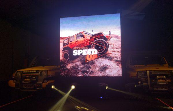 simulador Rally technomotion