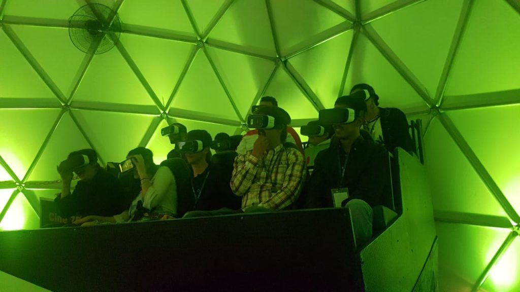 Realidade Virtual - Evento Corporativo