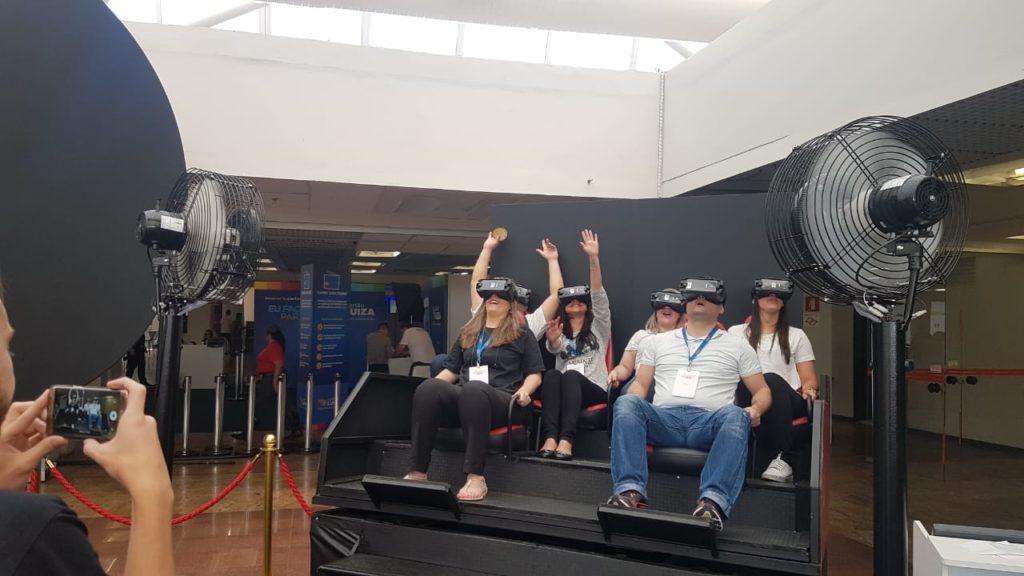 Simulador de Realidade Virtual