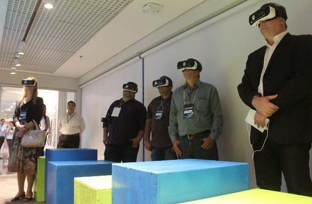 Realidade Virtual VR 360°