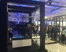 simulador de asa delta para IBM
