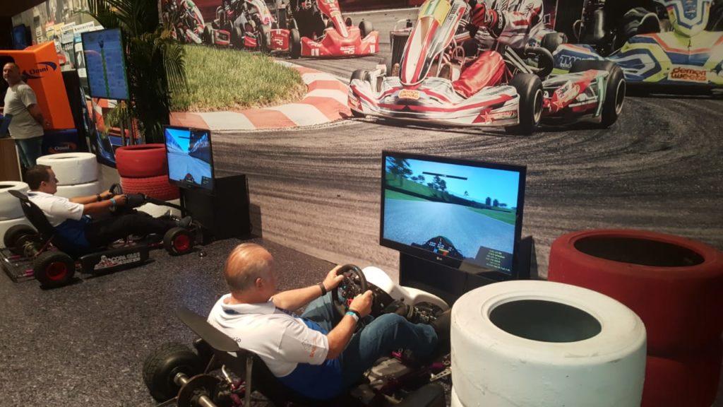 Simulador de Kart