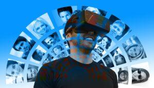 a realidade virtual é totalmente inovadora no mundo moderno