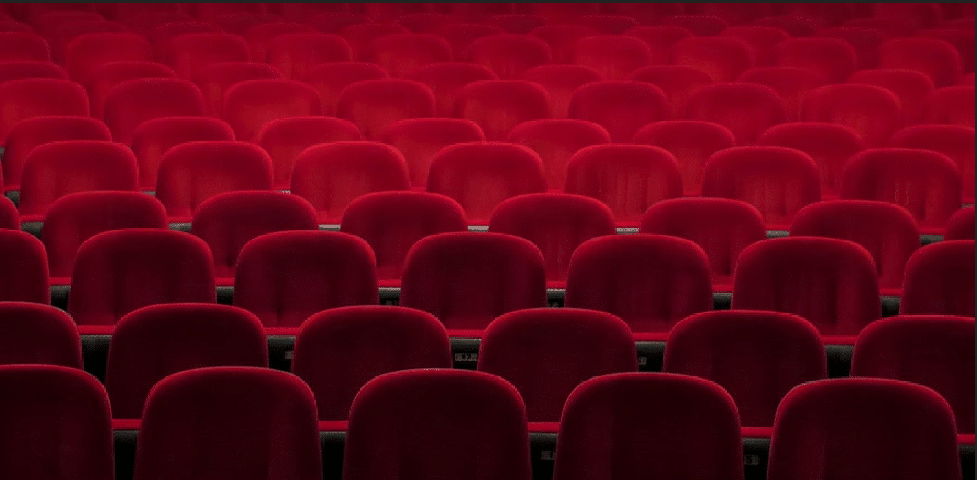 poltronas de cinema