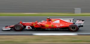 Simulador de carro da fórmula 1