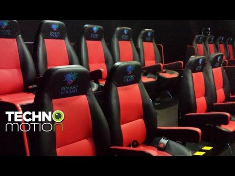 cinema 7d techno motion