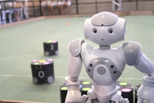 robôs interativos
