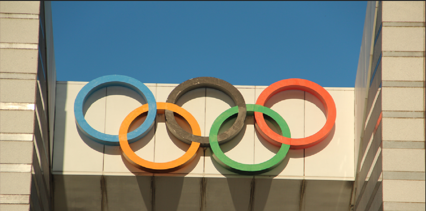 arco das olimpiadas