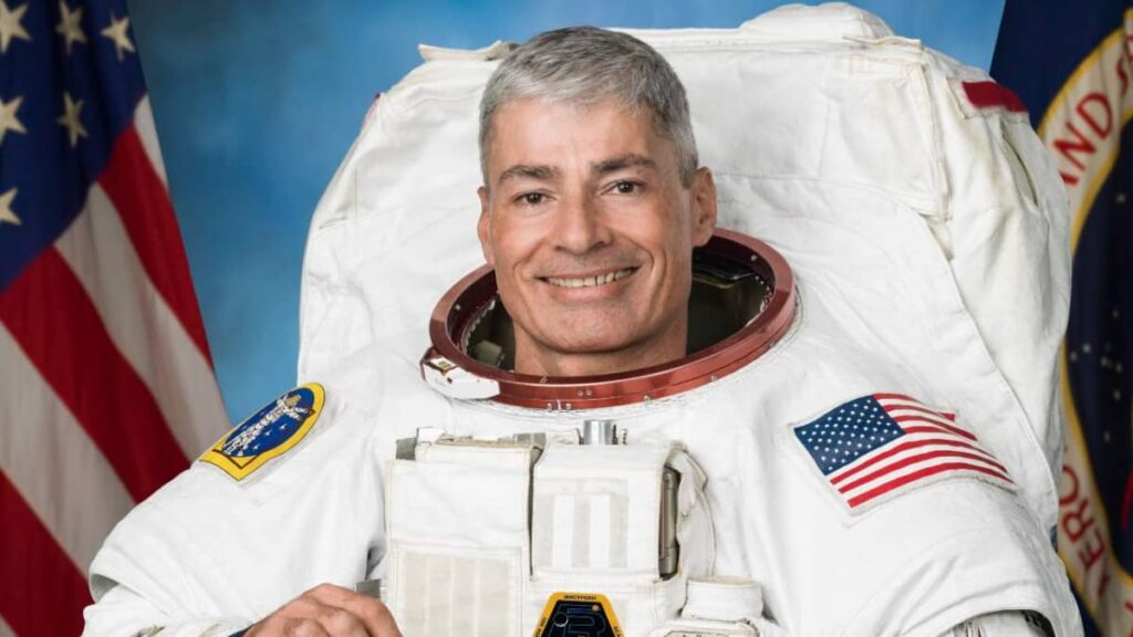 astronauta da nasa